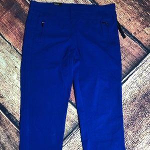 NWT INC Blue Pants 16 Petite
